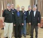 Post image for Squadron 283 Officers attend Detachment Exec Committee Meetings